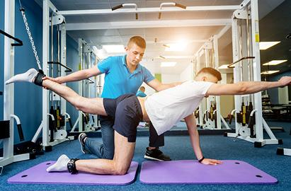 Sports Therapy & Sports Coaching