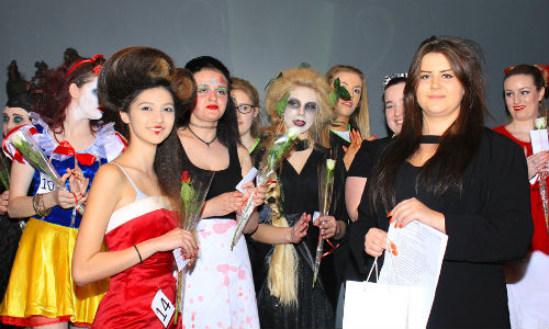 Create an Image competition sees Hair and Beauty students excel