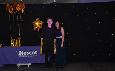 Nescot Further Education students honoured at end-of-year awards ceremony