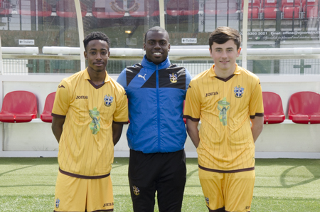 Nescot students selected for Sutton United first team