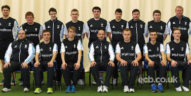 Nescot pair to play for England Learning Disabilities squad in Melbourne cricket competition