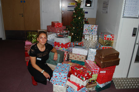 Nescot Christmas appeal aimed at helping vulnerable families