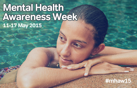 Mental Health Awareness Week 2015 marked by Nescot