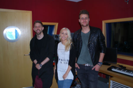 Musicians visit Nescot for industry panel with students