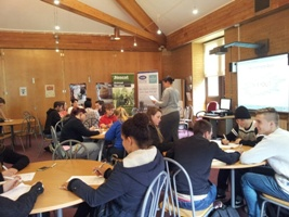 Nescot students are given free lessons on finance and budgeting