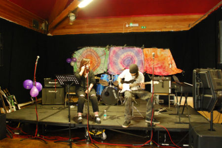 Music Practice students hold end-of-year performance at Nescot