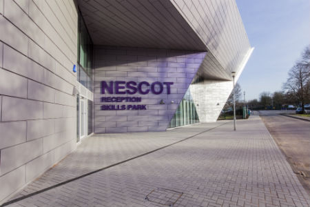 Nescot rated 'Good' by Ofsted