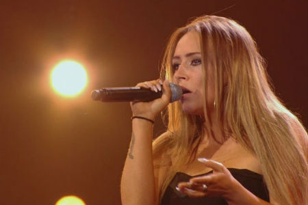 Sophie Plumb pays tribute to fellow contestants after leaving The X Factor at Six Chair Challenge