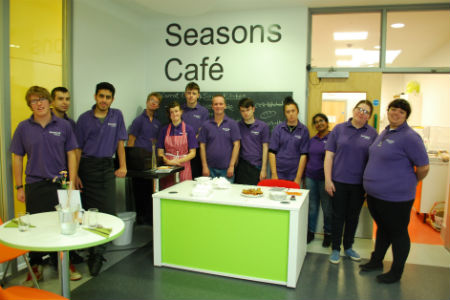 Soup kitchen at Nescot raises £110 for Epsom and Ewell Foodbank