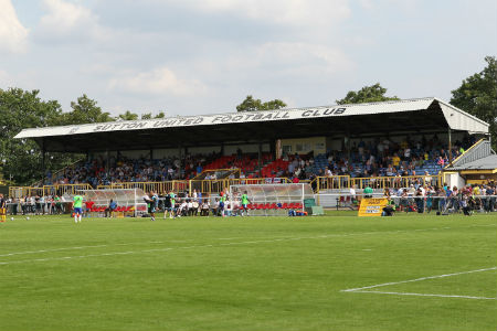Sutton United football academy trials to be held at Nescot