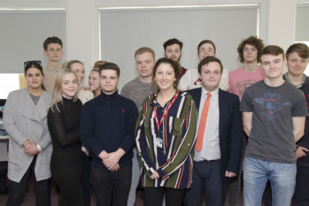 Business students win award in entrepreneur competition