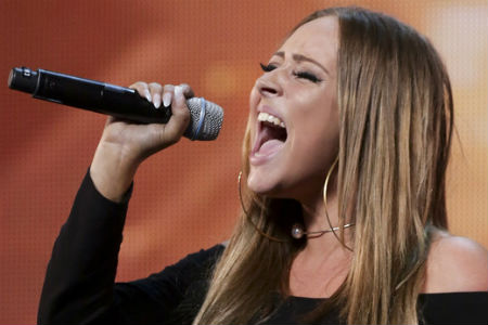 Sophie Plumb reaches next stage of X Factor bootcamp