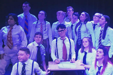 Performing Arts department holds winter festival