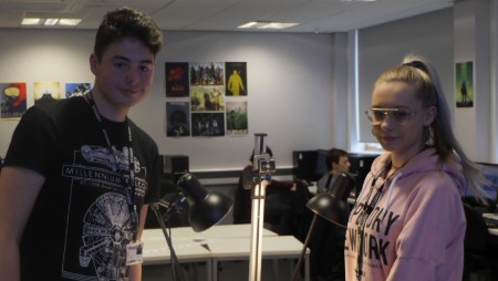 Games students helping test new title ahead of UK release