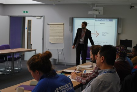 Foundations of Success event hosted at Nescot