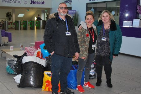 Sutton Night Watch appeal organised by Nescot