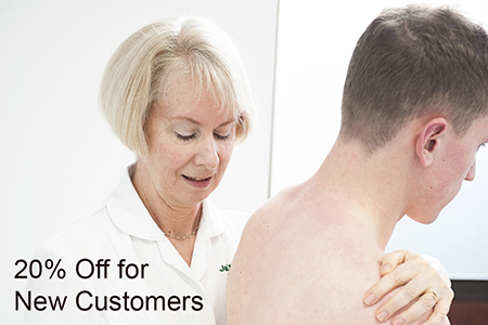 Osteopathy clinic: Discount on your first treatment