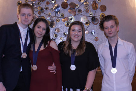 Media and Computing students triumph at national competition