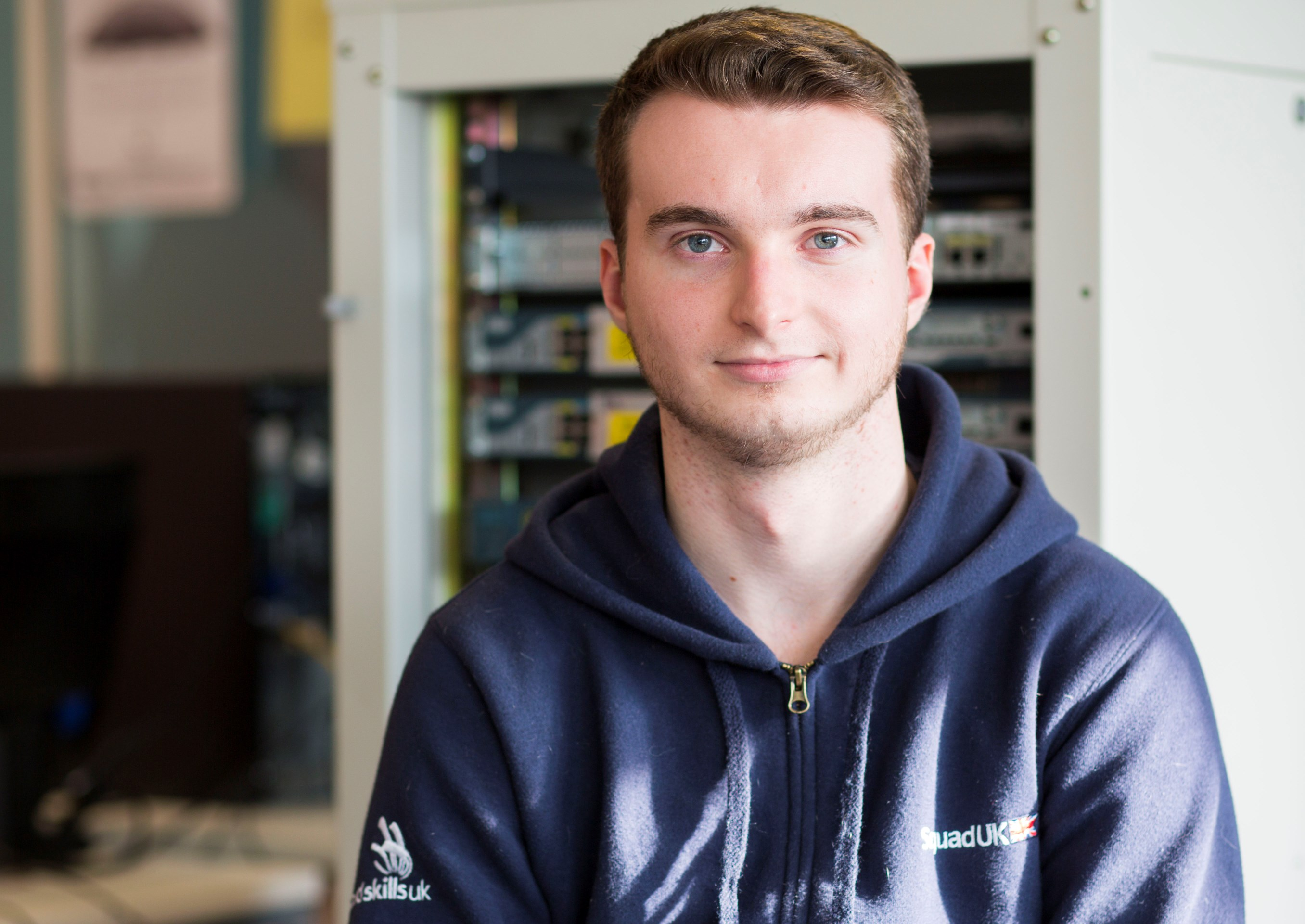 Nescot Apprentice Chosen As Skills Olympian