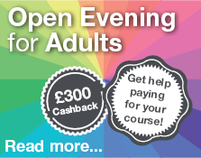 Open Evening for Adults - 22nd May 2013