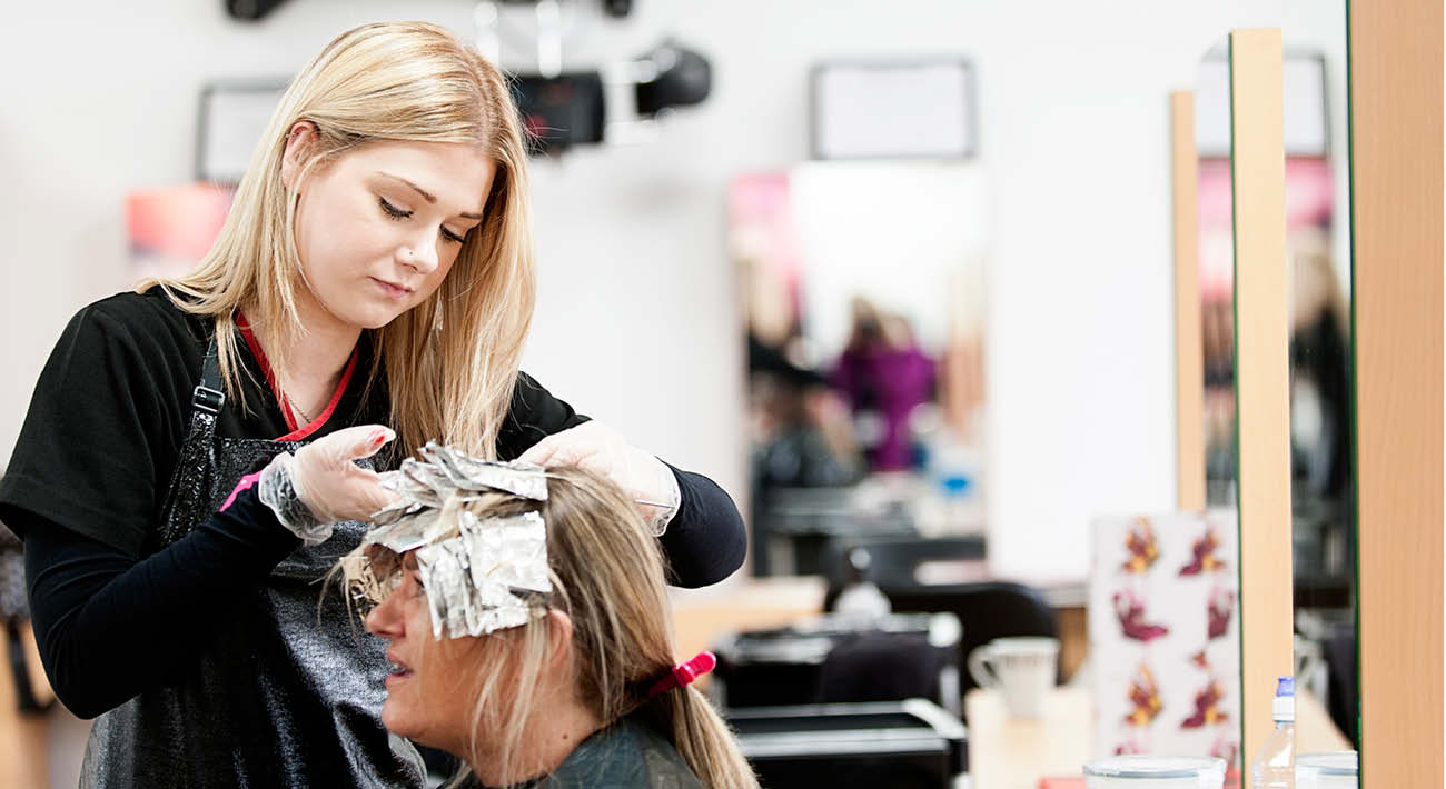 Free Hair & Beauty treatments - Help Our Students